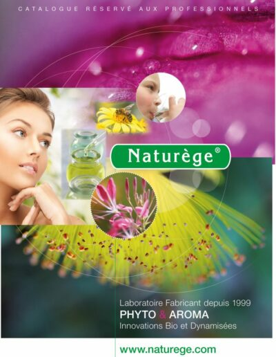catalogue Naturege