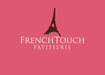 Peterbut // logo Pâtisserie