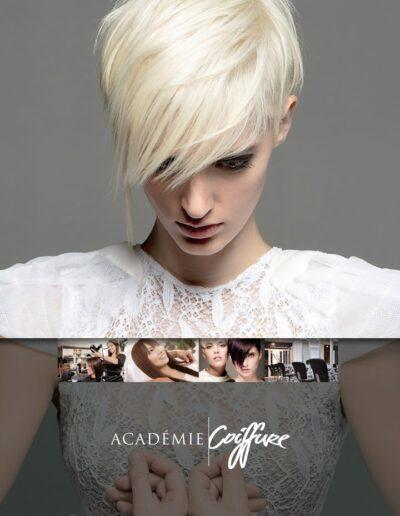 PLAQUETTE ACADEMIE coiffure